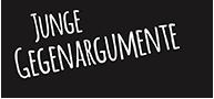 Junge Gegenargumente Logo